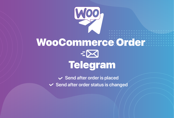 Order Notification for Telegram